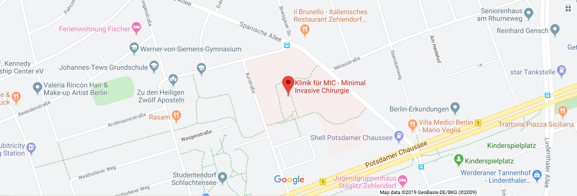 Google Map Image of Klinik für MIC